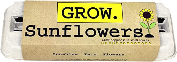 Backyard Safari Company Grow Gardens, Sunflower (GG-S)