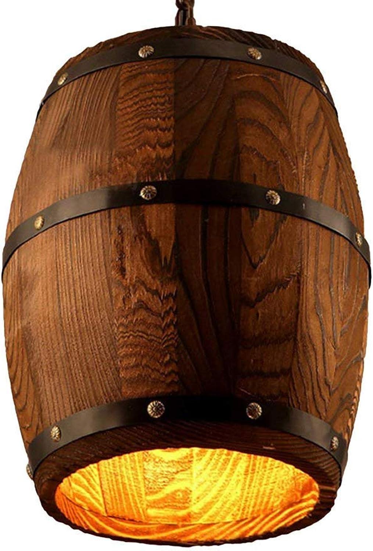 Einzigartige Kreative Weinfass Pendelleuchte Lichter Edison E27 1-Licht Vintage Loft Hngen Anhnger Laterne Kette Einstellbare Kitchen Bar Deckenleuchten