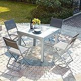 El Filomena: salón de jardín extensible mesa de...