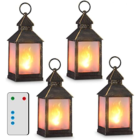 LED Lantern Candle Grave Decoration Light Lamp Light Cross Deco Decoration White