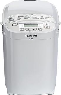Panasonic Panificadora SD-2500WXE broodbakmachine, 550, kunststof, zilver