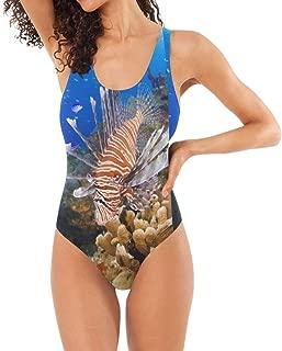 Womens Swimsuits Squirrel One Piece Bathing Suits Girls Bikini
