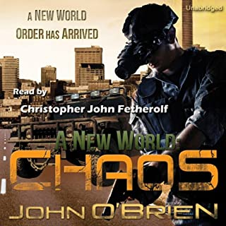 A New World: Chaos (Book 1) audiobook cover art