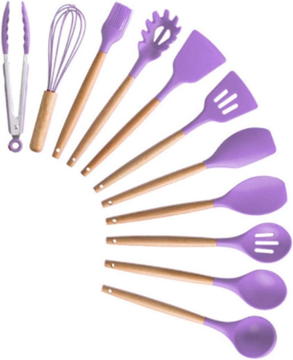 Sale Special Price YIBOZY Spasm price Silicone Cooking Kitchen Utensils S Non-Stick Spatula Set