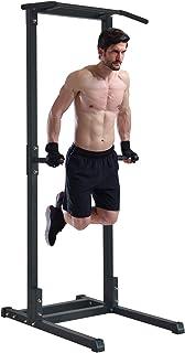 ぶら下がり健康器 懸垂マシン 鋼管を厚くする版 牢固版 チンニングスタンド 多機能筋トレーニング器具 耐荷重150kg