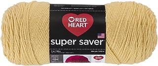 Red Heart Super Saver Economy Yarn, Cornmeal