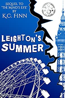 Leighton's Summer (Synsk Book 2) by [K.C. Finn]