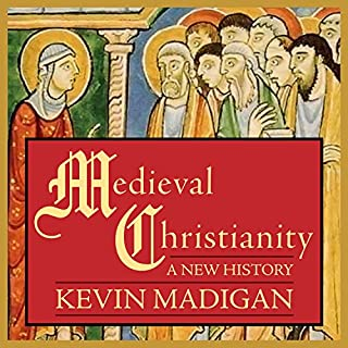 Medieval Christianity audiobook cover art
