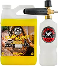 Chemical Guys EQP339 TORQ Professional Foam Cannon & Tough Mudder Truck Wash, 128. Fluid_Ounces