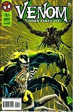 Venom Sinner Takes All #4: So Shall Ye Reap (Marvel Comic Book November 1995)