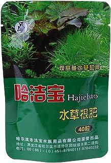 HARZELN Aquarium Plant Grass Fertilizer Root Tab Capsules Live Water Fish Tank Nutrition