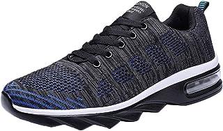 Oyedens Scarpe da Ginnastica Uomo Sneaker Scarpe da Running Scarpe Sportive Breathable Running Shoes Sports Non-Slip Wear ...