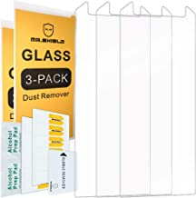 [3-Pack]-Mr.Shield for Cat S48c [Tempered Glass] Screen Protector with Lifetime Replacement