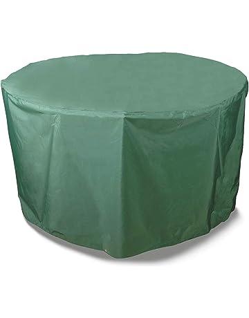 rettangolare impermeabile e antipolvere impermeabile Qazwsx copertura per mobili da giardino di tavoli e sedie da esterni tessuto Oxford resistente anti-UV