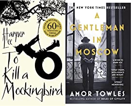 To Kill A Mockingbird + A Gentleman In Moscow