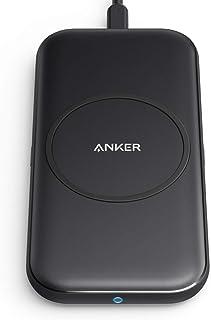 Anker PowerWave Base Pad (5W / 7.5W / 10W Qi ワイヤレス急速充電器) Qi対応 iPhone 11 / 11 Pro / 11 Pro Max/SE (第2世代) / XS/XS Max/XR/X /...