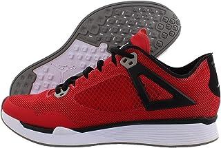 Men's 89 Racer Shoes (12, Red/Black), Black, Size 9.5