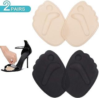 Almohadillas del Antepié, Bola de las plantillas para los pies, Almohadillas Metatarsales, Plantillas Zapatos Tacon para Alivio del Dolor para Mujeres