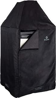 Kegco TX-KCVDP-37S EZ-On Residential Kegerator Cover with Velcro Lined Door Panel