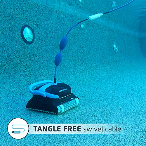 What users say about Dolphin Nautilus CC Plus Automatic Robotic Pool Cleaner?