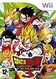 Namco Bandai Games Dragon Ball Z: Budokai Tenkaichi 3, Wii