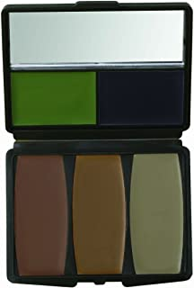Hunters Specialties 5 Color Military Forest Digital Makeup Kit