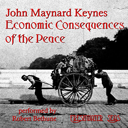 Economic Consequences of the Peace audiobook cover art
