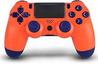 Controladores sem fio para PS4 - remoto para DualShock 4, controle de jogo compatível para Playstation 4, controlador sem ...