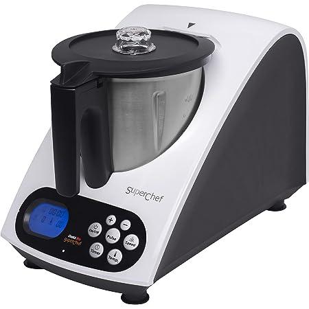 Superchef cookmix–Robot de cuisine Cook & Mix va 1500avec 11fonctions
