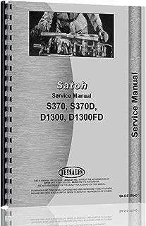 satoh beaver s370 manual