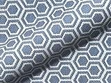 Raumausstatter.de Möbelstoff Outdoor SIZILIEN 725 Muster