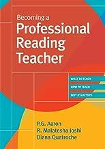 Best becoming a reading teacher Reviews