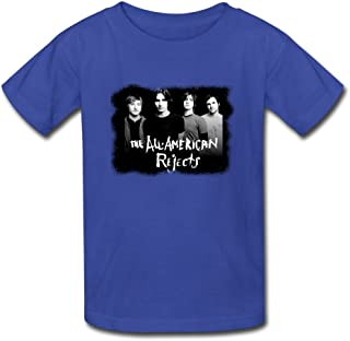 Kid's All-American Rejects World Tour Soft T-shirt White