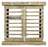 Prima Marketing Memory Hardware - Wood Shutters