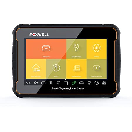 Foxwell Gt60 Obd2 Professional Car Diagnostic Scan Tool Full System Code Reader 19 Reset Functions Odb2 Obd 2 Automotive Scanner
