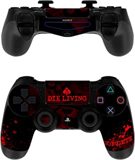 SOFLETE Die Living Guts - PS4 Controller Skin Sticker Decal Wrap (Controller NOT INCLUDED)