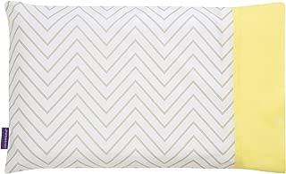 Clevamama ClevaFoam Toddler Pillow Case, Grey