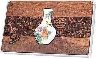 Céramique de couleur Nom de l'entreprise Titulaire de carte Boîte à carte de nom