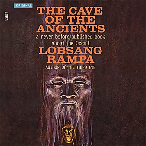 The Cave of the Ancients audiobook cover art