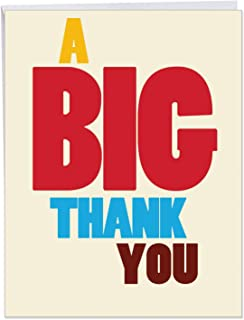 Best big thank you cards Reviews