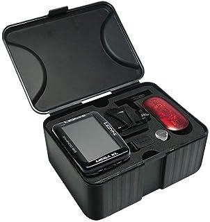Lezyne Mega XL GPS Loaded Bicycle Computer Kit Black