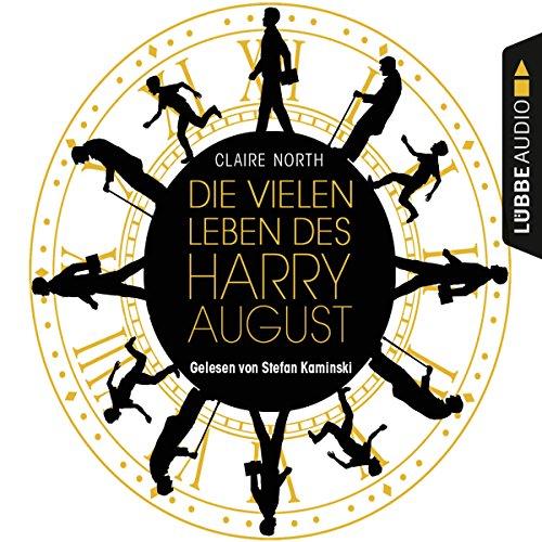 Die vielen Leben des Harry August Titelbild