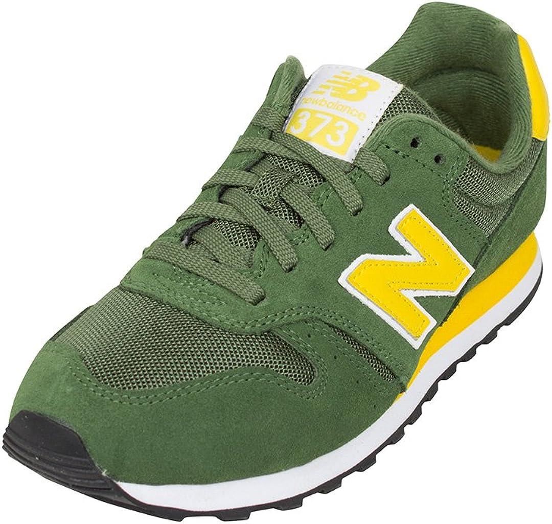 NEW BALANCE 373, Verde, Uomo, Green, 11 UK : Amazon.it: Moda