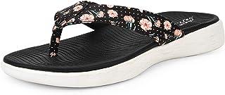 Skora Women's Orthopaedic and Diabetic Super Soft Slippers (Multi) - Design 7