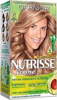 Coloração Nutrisse Creme 71 Louro Esplendido, Garnier