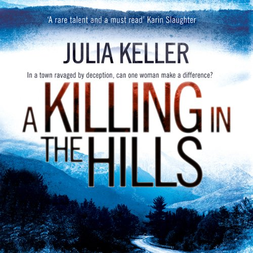 A Killing in the Hills audiobook cover art