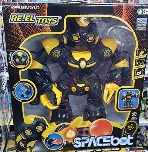 RE.ELTOYS RADIOCOMANDO SPACEBOR Robot Infrared