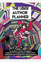 The Uber Author Planner Hardcover