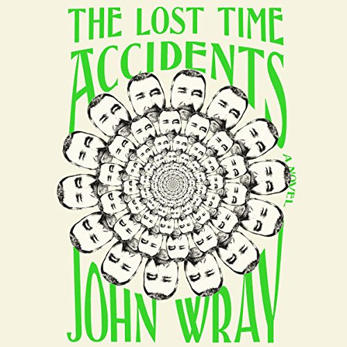 The Lost Time Accidents audiobook cover art