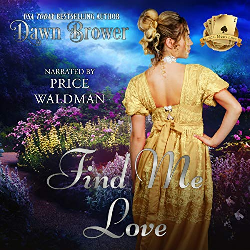 Find Me Love audiobook cover art